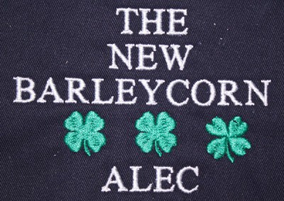 The New Barleycorn